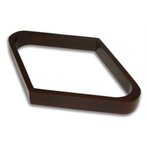 9-ball pool triangle 57.2 mm mahonie
