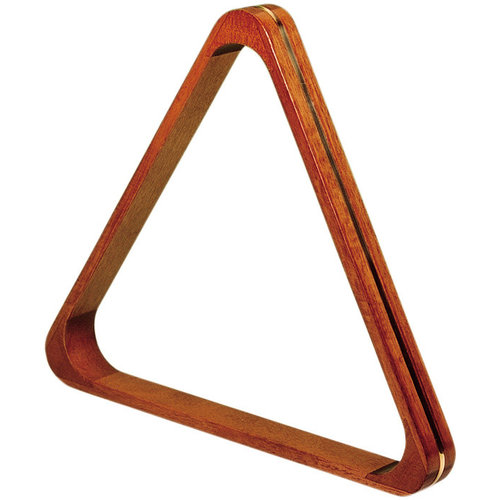 snooker triangle mahonie 52.4 mm