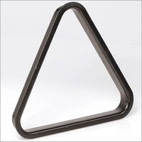 snooker triangle 52.4 mm plastic