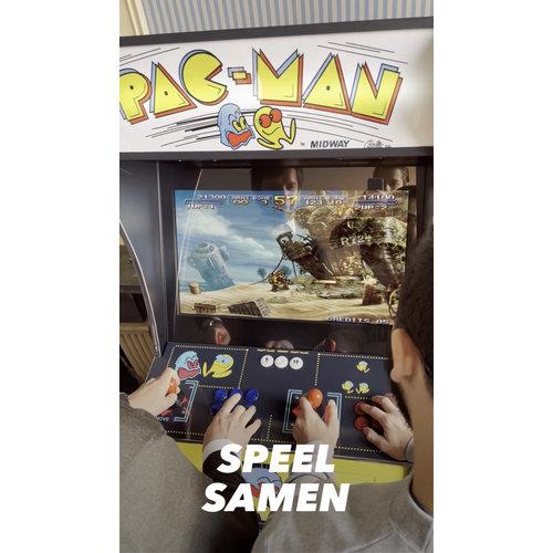 Retro Arcade Machine met 3000 Games!