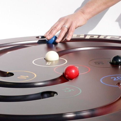 spiral table billiards XXL