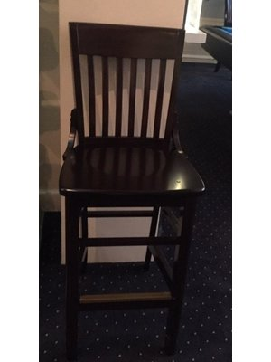 Brunswick classic players -pub -  chair dark mahonie