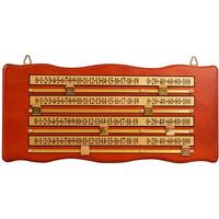 scoreboard snooker 4 players