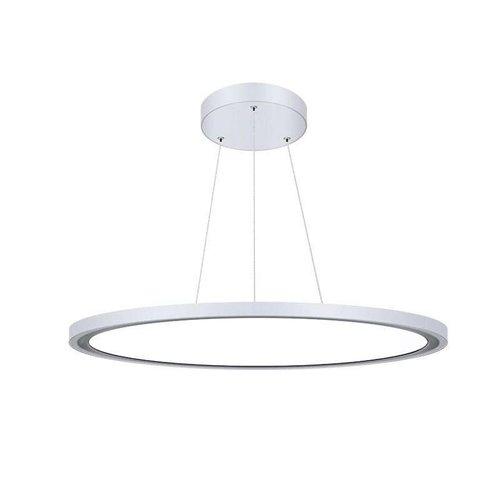 LED billiard lamp circle 40 cm white