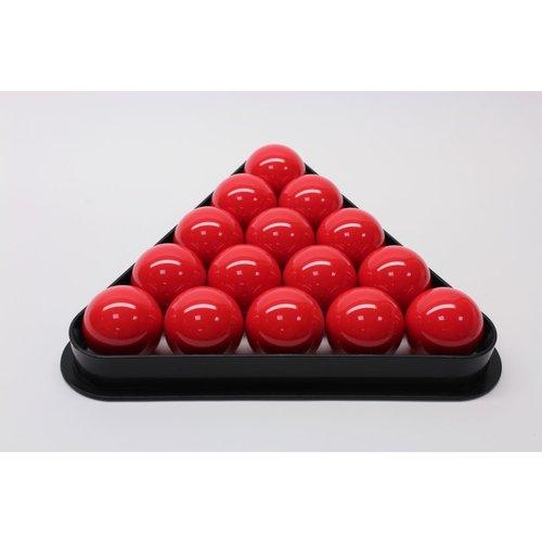 snooker triangle 52.4 mm plastic