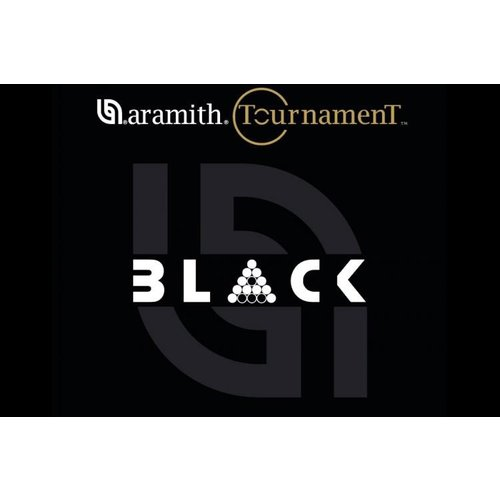Aramith pool ballen US Tournament BLACK 57,2mm