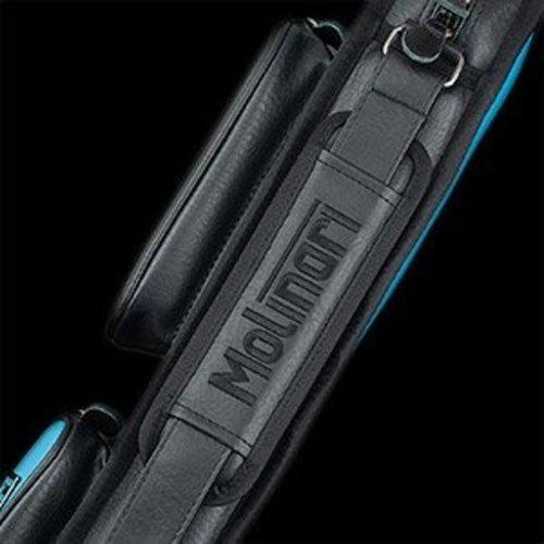Molinari cue bag 3B/6S  black/grey