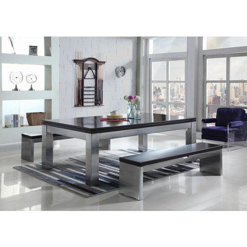 Loontjens @home Florida 7-foot billiards dining table