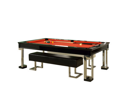 Loontjens @home New Yersey 7-foot billiards dining table