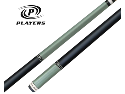 Players C 604 playing cue / green