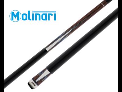 Molinari CRMSP18B with Lancia ST shaft, 690 mm