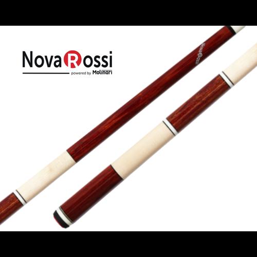 NovaRossi Centaur ringus/curly maple