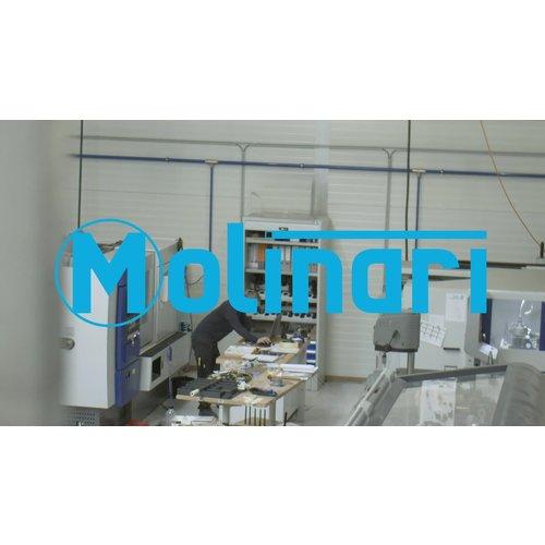Molinari Lancia Shaft Caram - Custom made