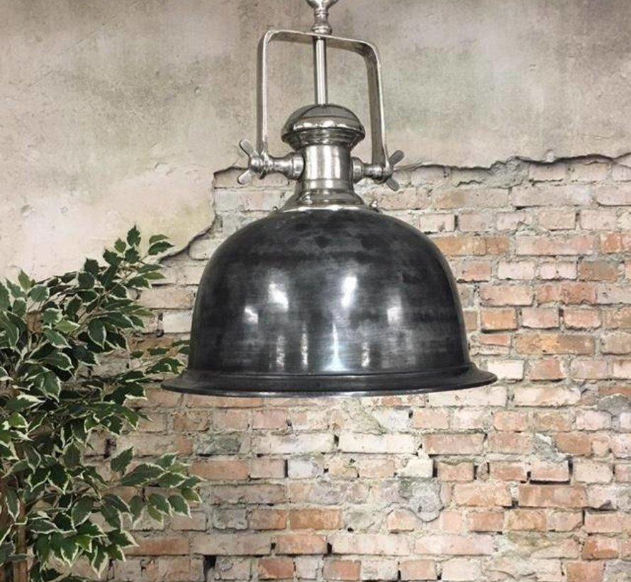 Hanglamp Miami Raw Nickel