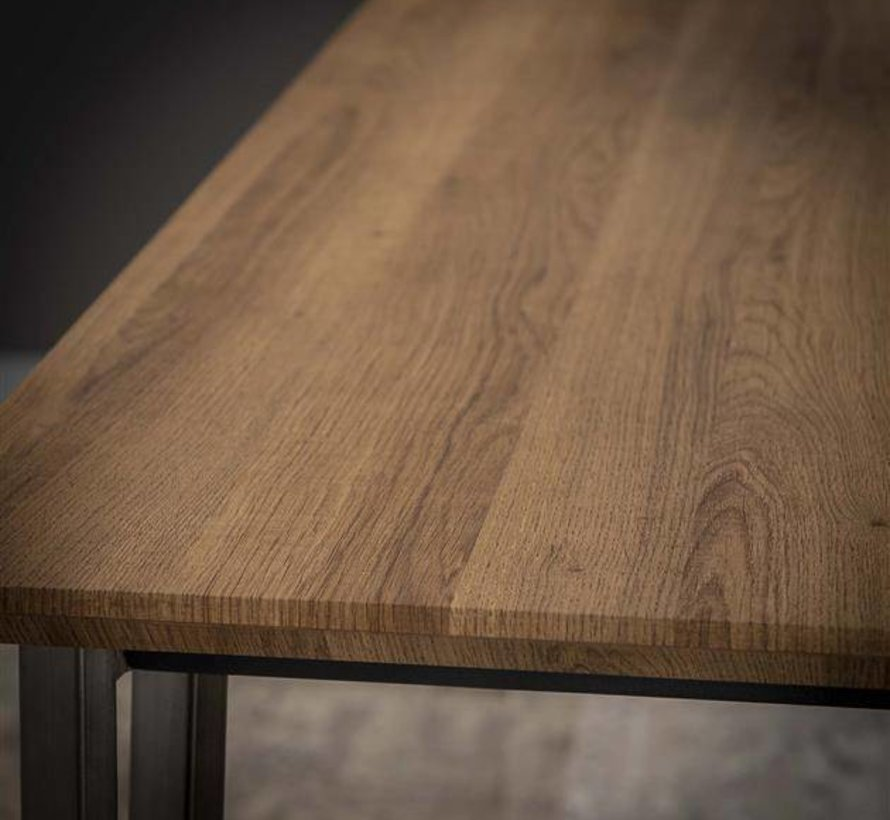 Eettafel Jens 160 x 90 cm