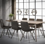 Eettafel Jens 190 x 90 cm