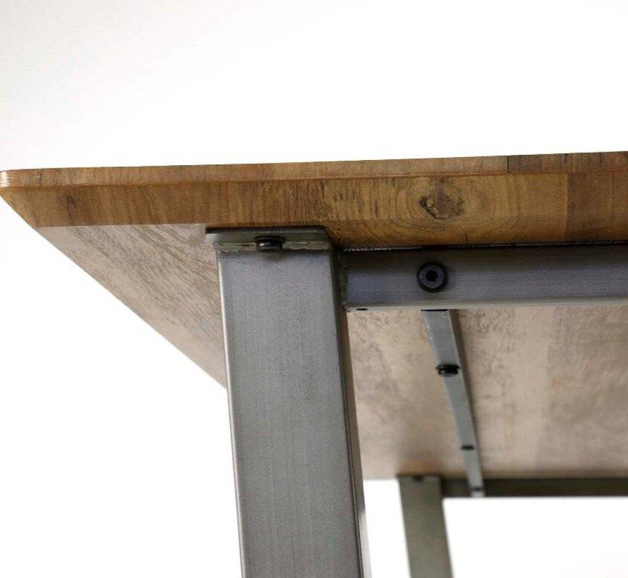 Eettafel MDF Jolien 240 x 100 x 77 cm