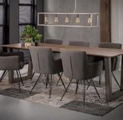 Eettafel Jolien 240x100 cm Eiken