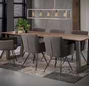 Eettafel MDF Jolien 240 x 100 cm