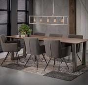 Eettafel Jolien 190x90 cm Eiken