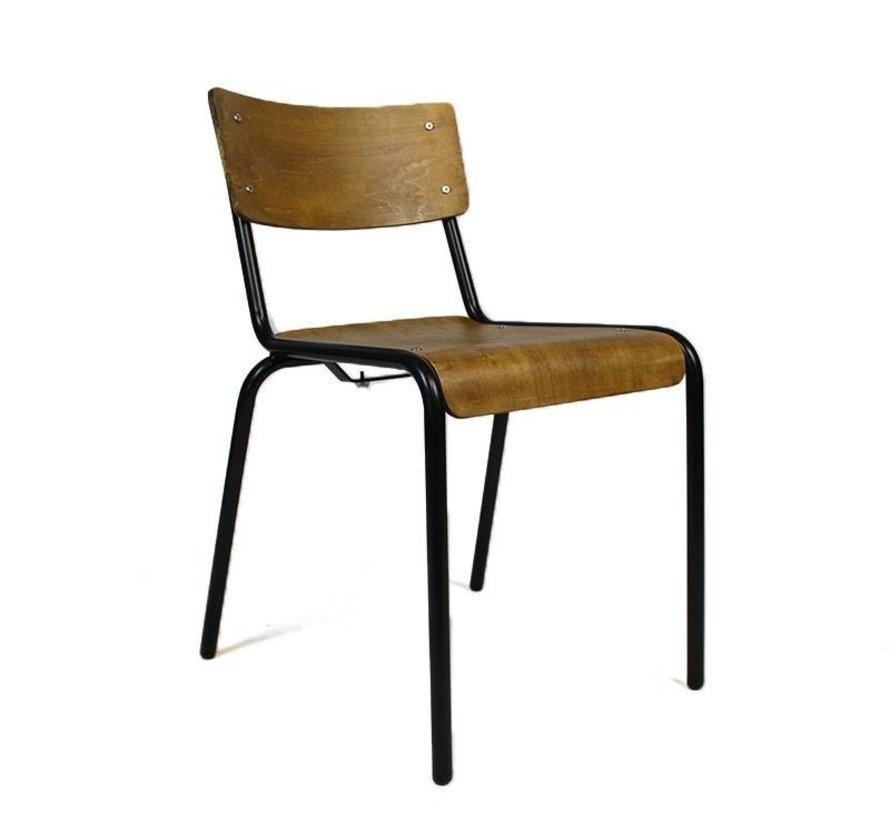 Retro chair zonder armleuning