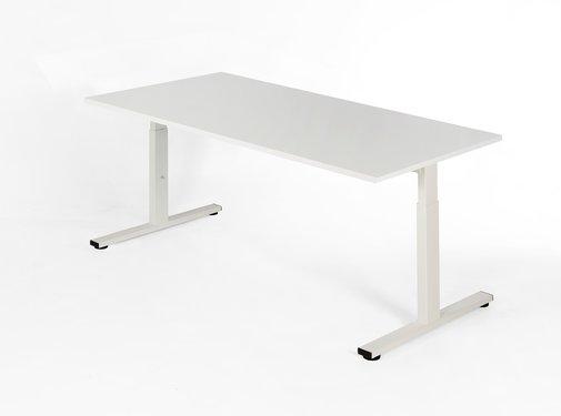 Bureau Wit – 180x80cm