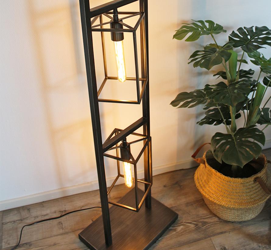 Vloerlamp Capital - 3 lampen