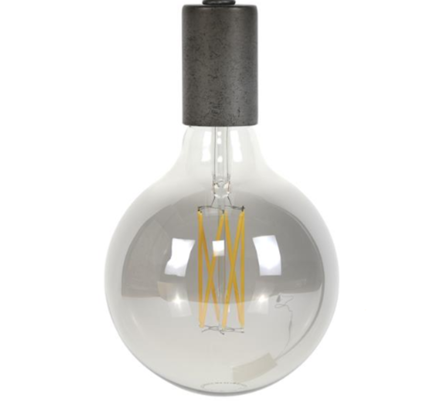 Lichtbron LED Ø12,5 Smoke grey