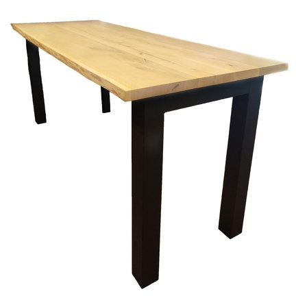 Eiken tafels op maat
