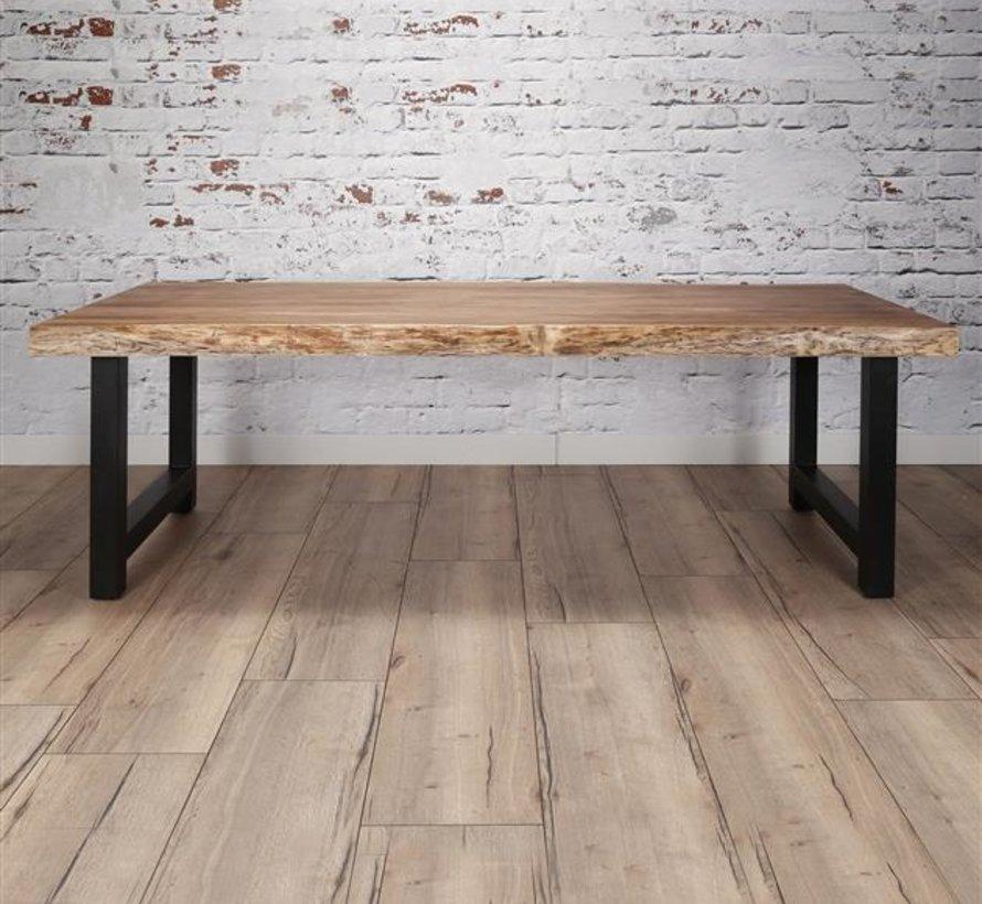 Horeca Eettafel Acaciahout Koen 200 x 100