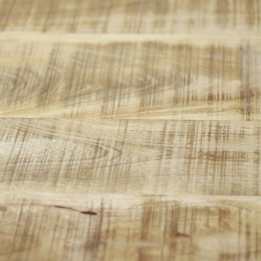Horeca bistrotafel Industry 80 x 80 cm
