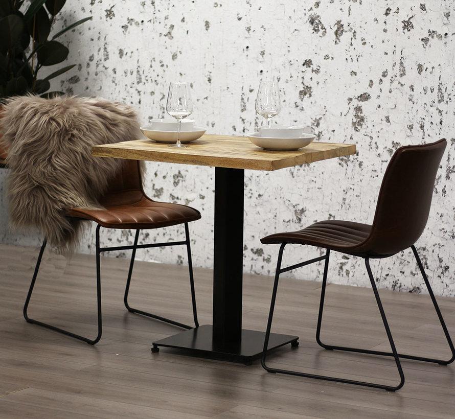 Horeca bistrotafel Industry 120 x 70 cm