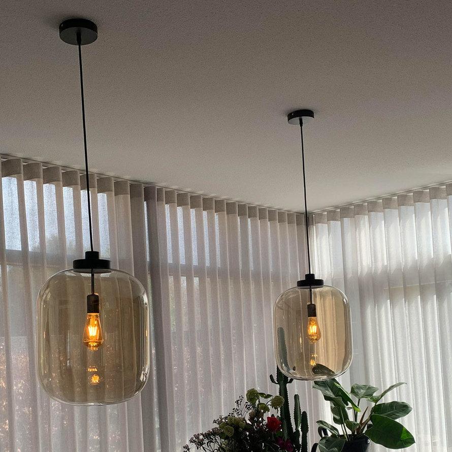 Horeca hanglamp Amber 45 cm 1L