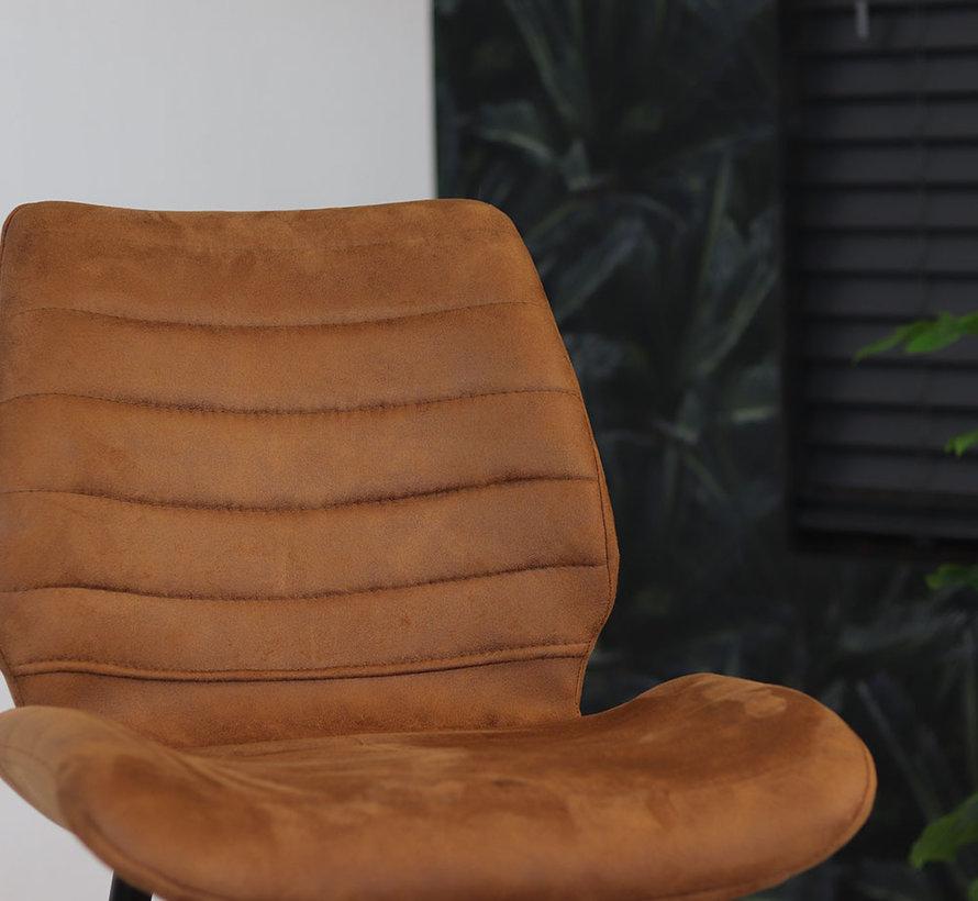 Horeca Barkruk Morris cognac 71 cm