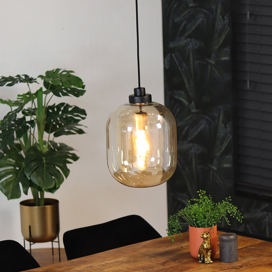 Horeca hanglamp Amber 30 cm 1L