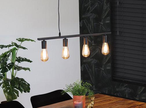 Bronx71 Hanglamp Straight 4L