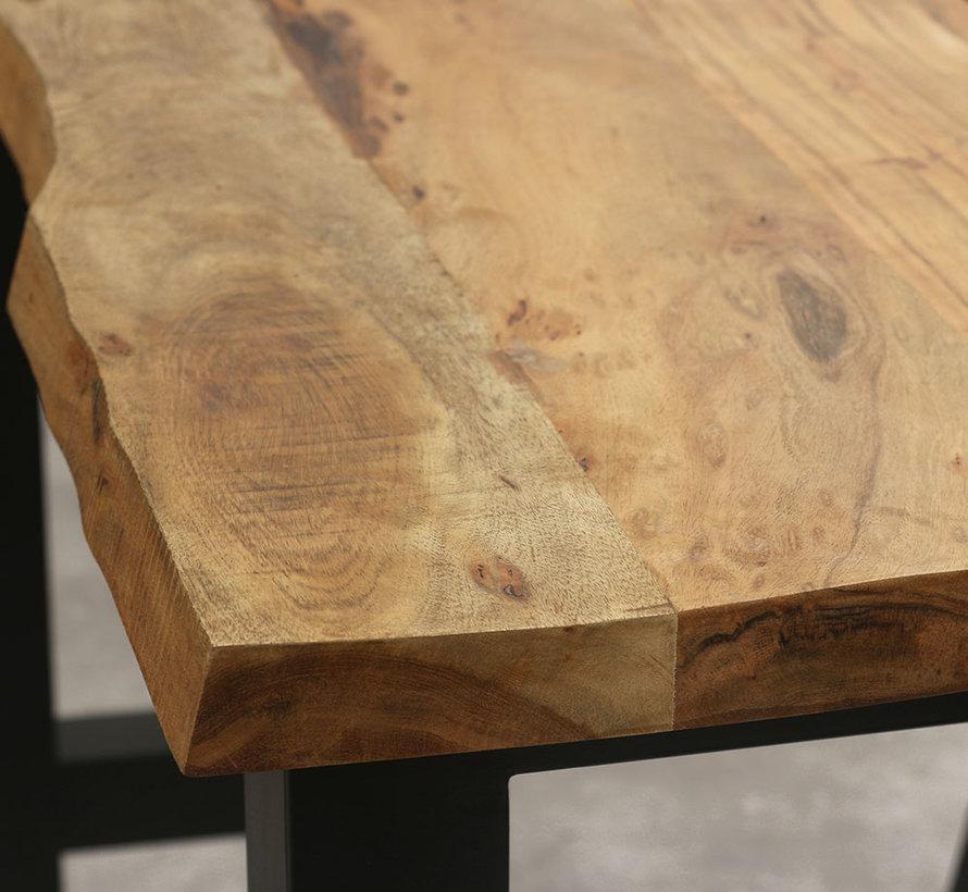 Bartafel Sienna acaciahout 150 x 50 x 95 cm