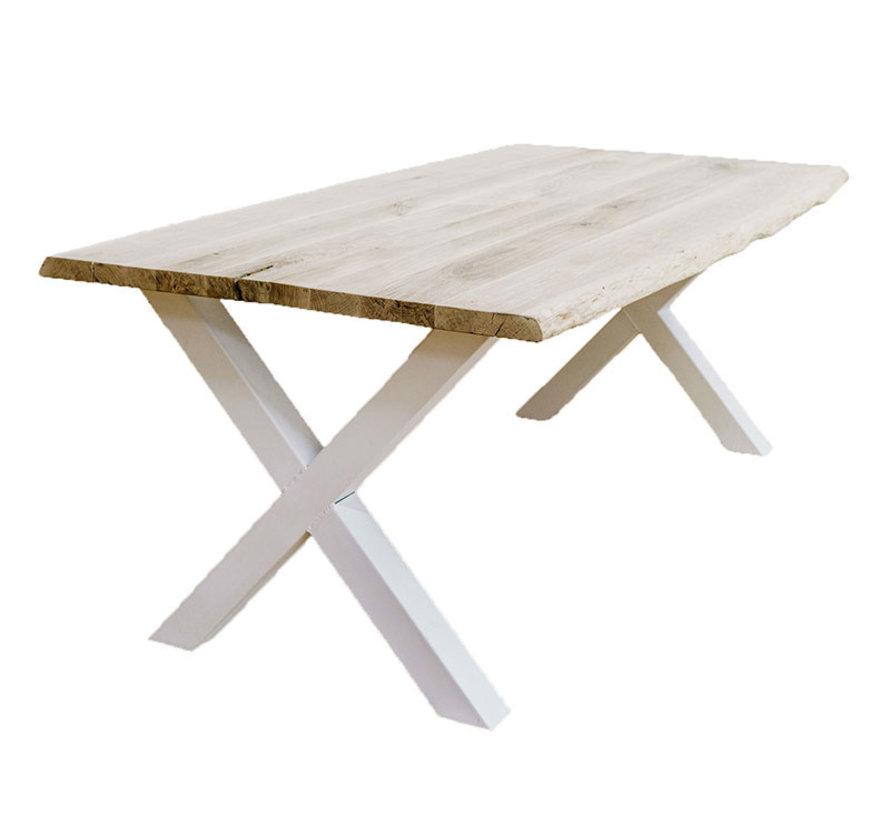 Horeca eikenhouten (bar)tafel op maat