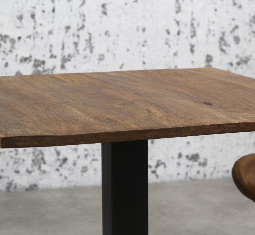 Bistrotafel Luce 70x70 cm acaciahout