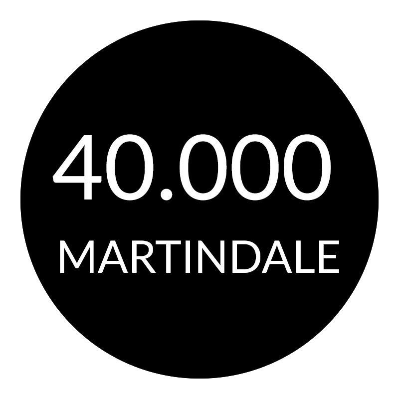 Martindale score