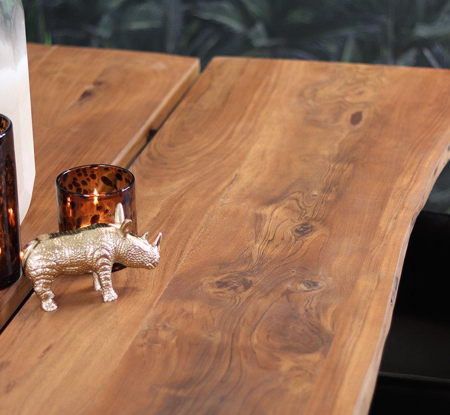 Horeca eettafel Richy acaciahout 180 x 90 cm
