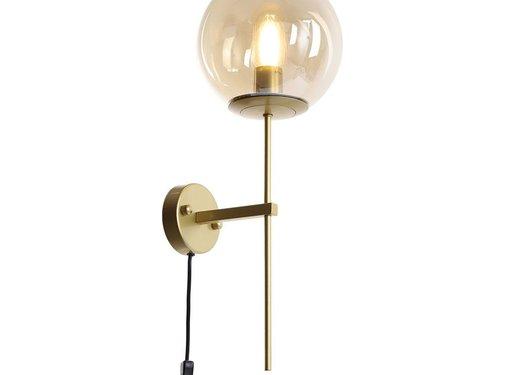 Bronx71 Wandlamp Up Amber 1- lichts