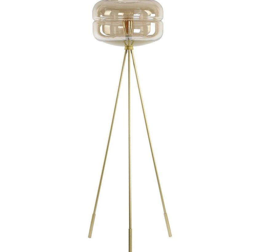 Vloerlamp Lone Amber 1-lichts