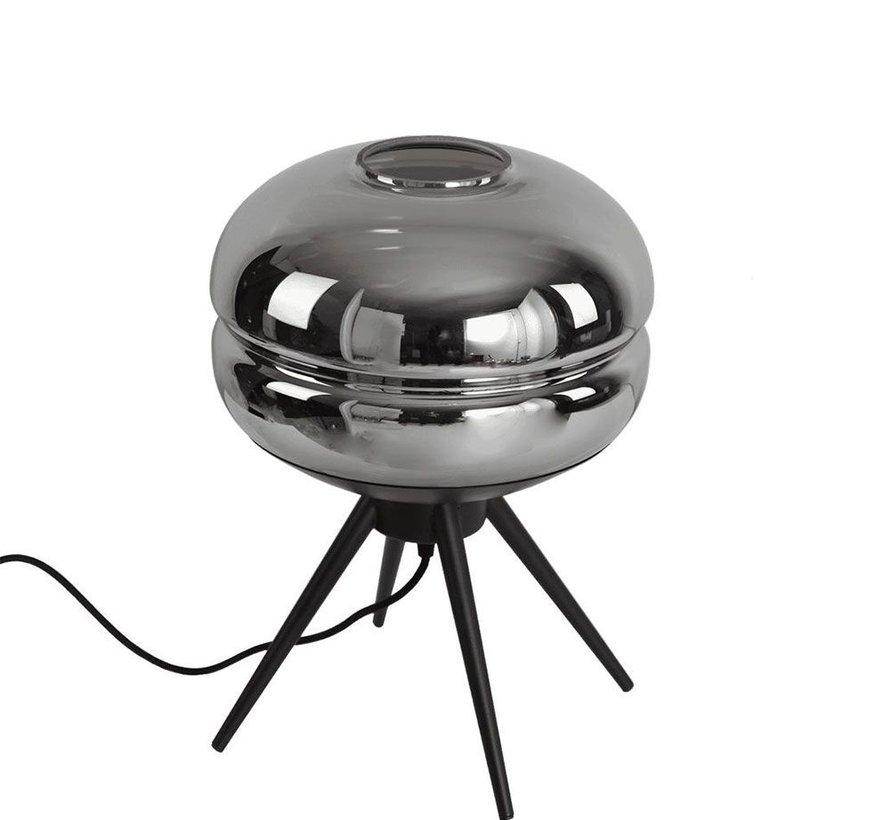 Tafellamp Jody Smoke 1-lichts