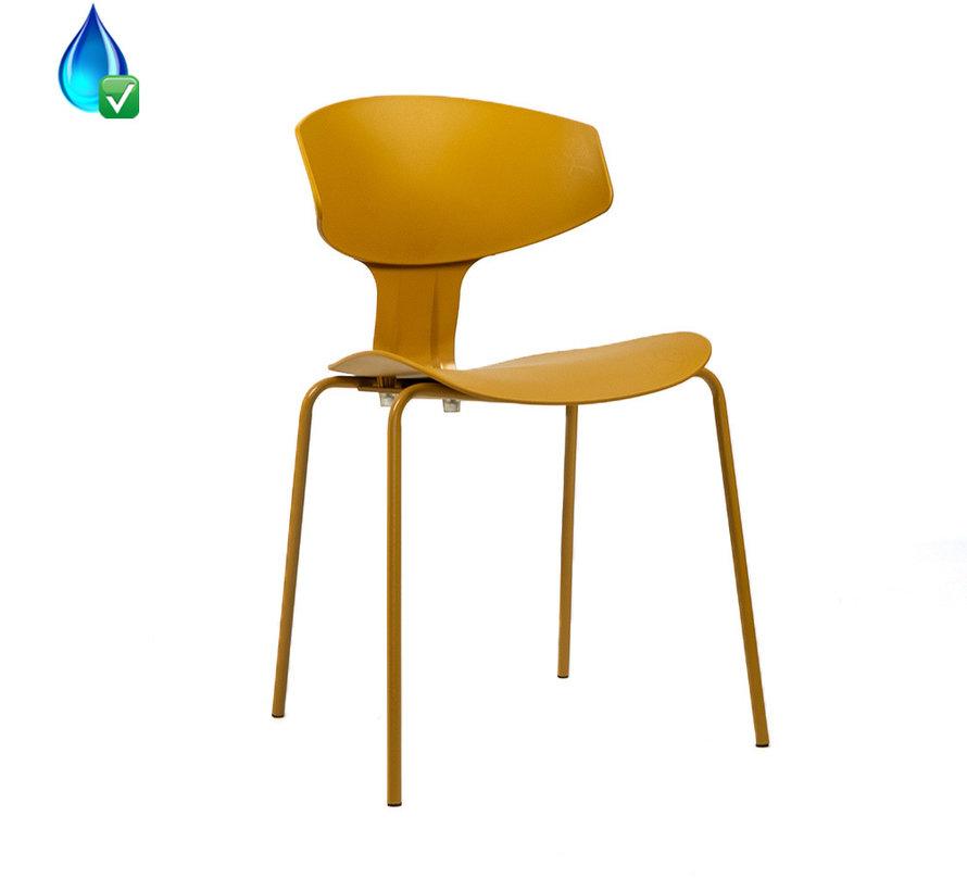Horeca stoel Mara geel