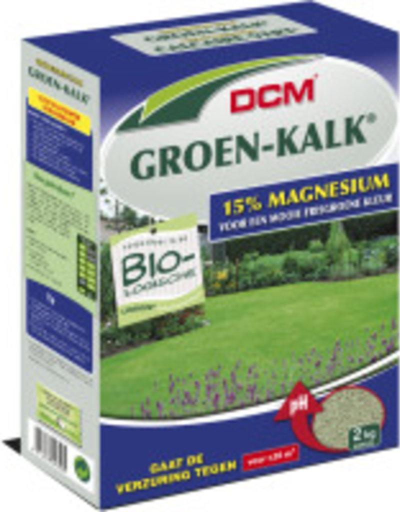 DCM DCM groenkalk 2kg
