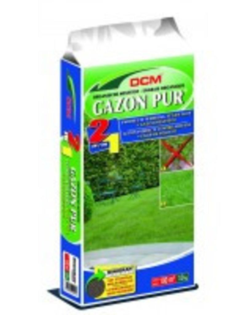 DCM Dcm gazon-pur bemesting  met anti-moswerking 10kg