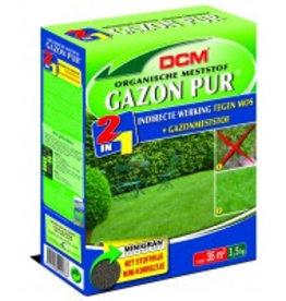 DCM Dcm gazon-pur bemesting met anti-moswerking 3 kg