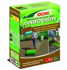 DCM Dcm meststof voor gazonaanleg  3,0kg