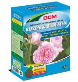 DCM Dcm mest voor rozen en bloemen 1,5 kg